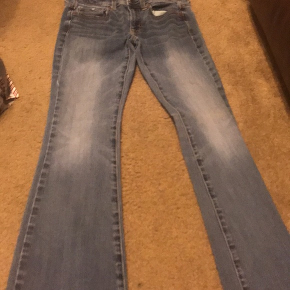 American Eagle Outfitters Denim - Women's American Eagle jeans size 00